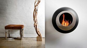 Cocoon Fires Design Kamine
