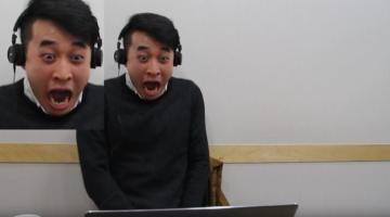 Koreaner schauen Porno