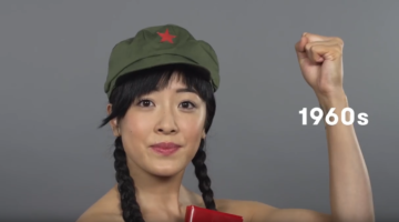 100 Years of Beauty in China
