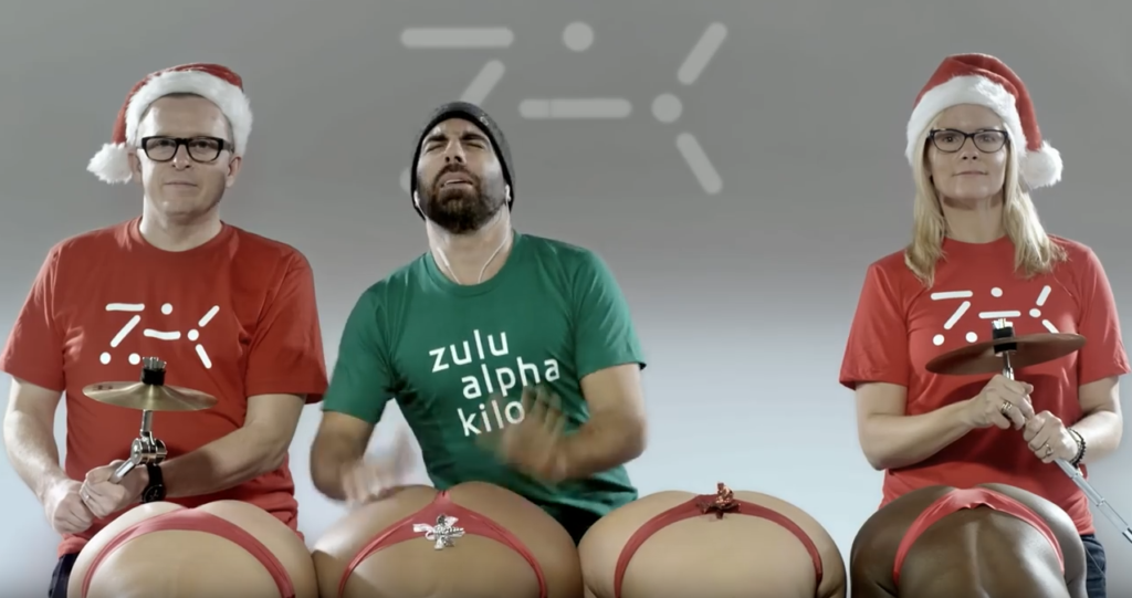 Jingle Butts