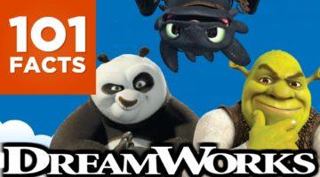 101 Fakten über Dreamworks