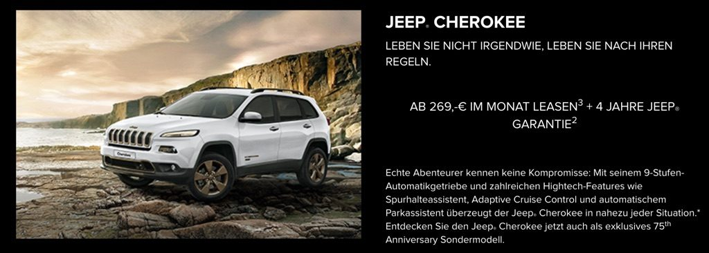 Jeep Cherokee - Jeep Freedom Days