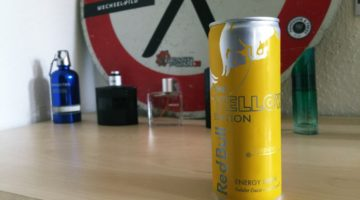 Red Bull - The Yellow