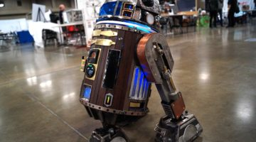 Star Wars - Steampunk R2-D2