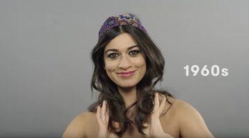 Schönheitsideale der letzten 100 Jahre in Syrien