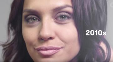 Schönheitsideale der letzten 100 Jahre in Argentinien