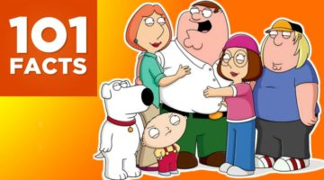 101 Fakten über Family Guy