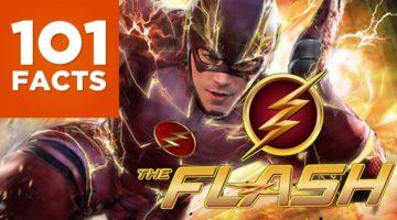 101 Fakten über The Flash