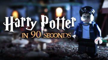 LEGO Harry Potter in 90 Sekunden erklärt