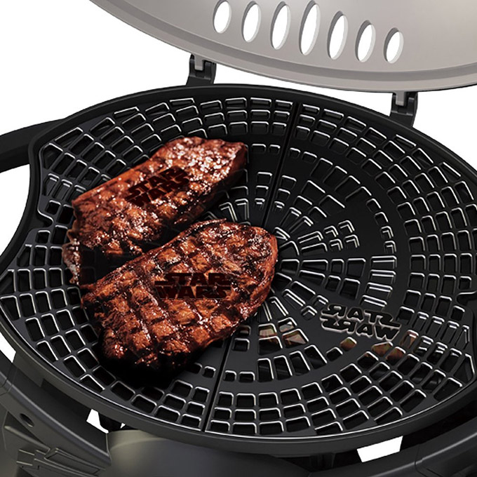 Star Wars TIE Fighter Gas Barbecue Grill