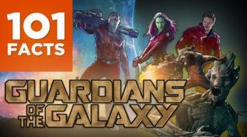 101 Fakten über Marvel's Guardians of the Galaxy
