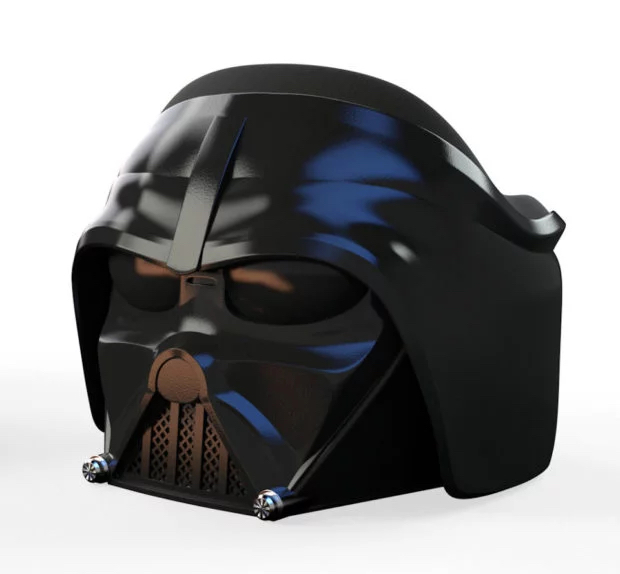 Darth Vader Helm Sessel - Star Wars