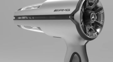 Mercedes-AMG Haartrockner Hairdryer