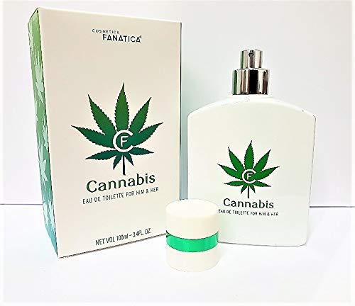 Cannabis Unisex Eau de Parfum Spray 100 ml