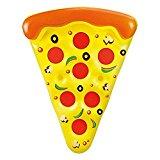 Otto Simon - Gigantisches schwimmendes Pizzastück für den Pool - Länge: ca. 1,83 m