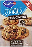 Bahlsen Cookies Triple Chocolate, 6er Pack (6 x 200 g)