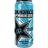 Rockstar Energy Drink Pineapple & Coconut Freeze 12x0,5l