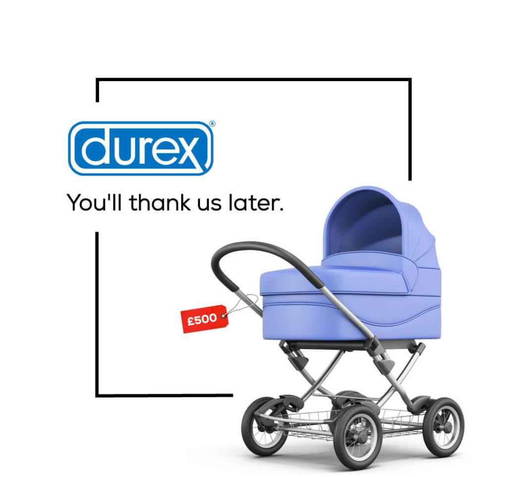 Marken und ihre ehrlichen Slogans - durex