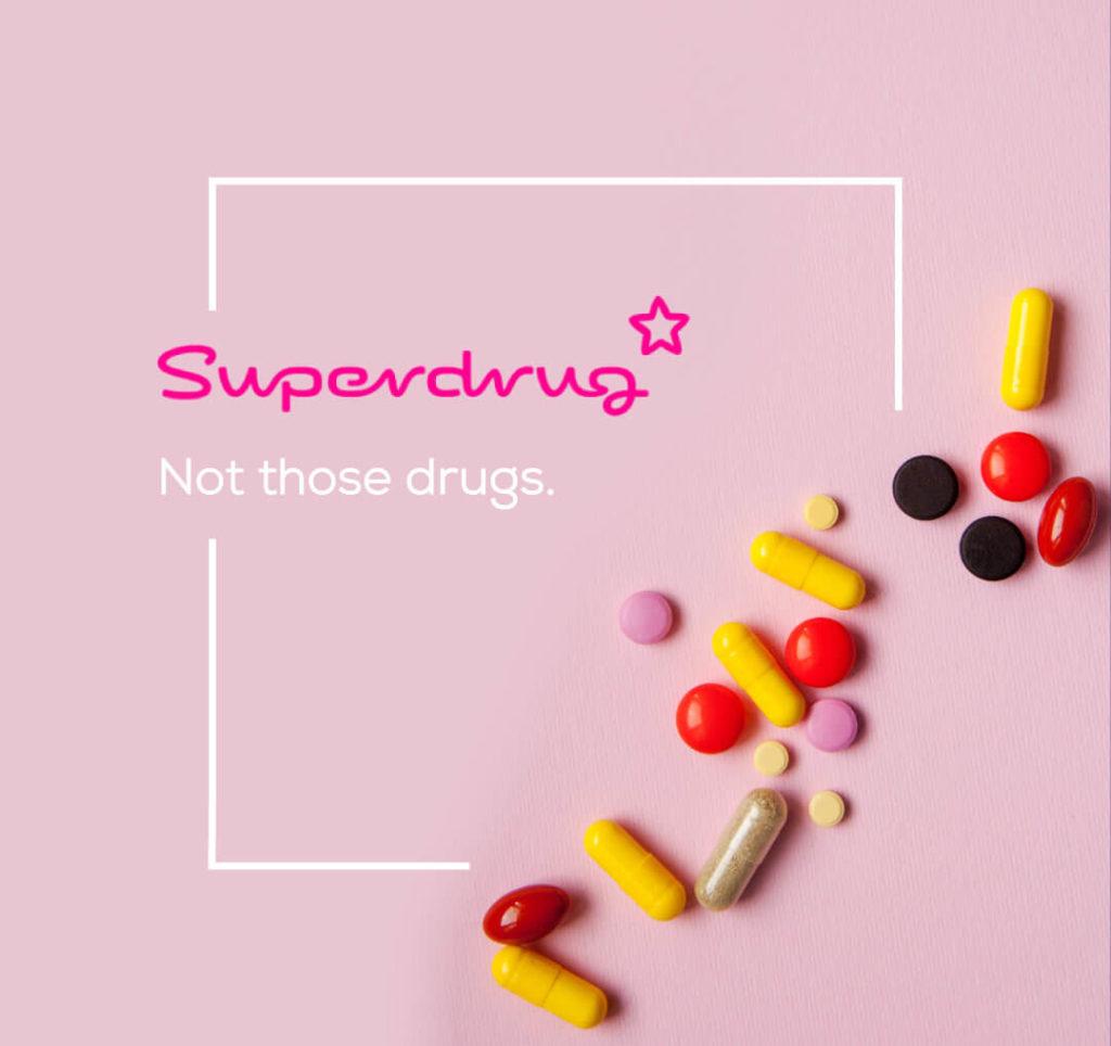 Marken und ihre ehrlichen Slogans - superdrug