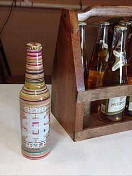 Luke Reed macht aus Skateboards Bierflaschen