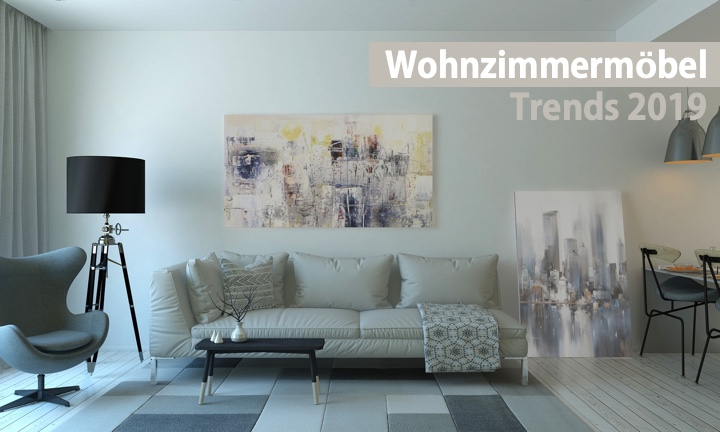 Moderne Wohnzimmermöbel - Trends für 2019 | Knizz mit Stil