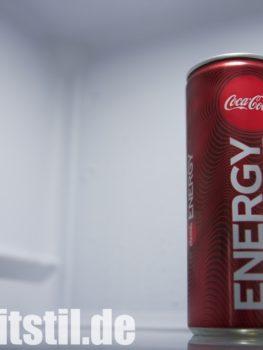 Coca-Cola Energy im Test