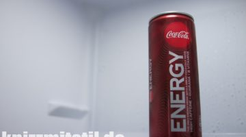 Coca-Cola Energy im Test