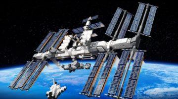 LEGO ISS Raumstation